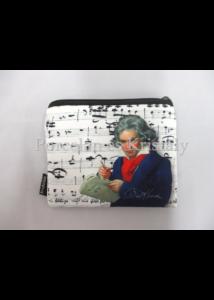 FRI.19236 Pénztárca Beethoven, 10x12x1,5 cm