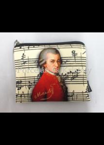 FRI.19279 Pénztárca Mozart, 10x12x1,5 cm