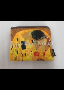 FRI.19292 Pénztárca Klimt: Csók, 10x12x1,5 cm
