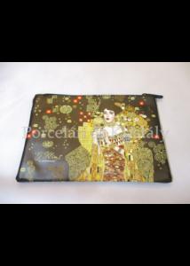 H.C.021-4802 Neszesszer Klimt: Adél 15x21x1 cm