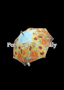 H.C.021-6802 Esernyő Van Gogh: Napraforgók 100 cm