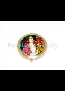 H.C.181-1014 Nagyítós piperetükör Klimt: A táncosnő, 1x7,5 cm