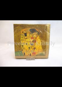 R2S.414KLI1 Papírszalvéta Klimt: Csók, 33x33 cm