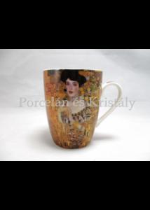 D.G.19711 Porcelánbögre 400 ml, Klimt: Adél