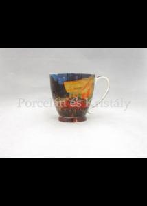 D.G.21219 Porcelánbögre 480 ml, Van Gogh: Éjjeli kávézó