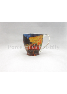 D.G.21219 Porcelánbögre 480 ml, Van Gogh: Kávéház éjjel