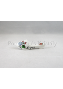 Kalocsai Hűtőmágnes - Papucs 2x8x2cm