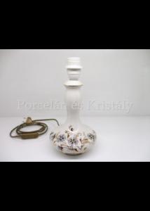 10487/059 Lámpatest búzavirágos, 27,5x15 cm
