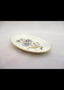 9260/059 Hamutál búzavirágos, 1x11x7,2 cm