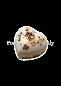 1046/1/026 Bonbonier pillangós, 4,5x6,5x6,5 cm