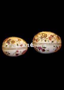 4881/2/026 Tojásbonbonier pillangós, 11x14,5 cm