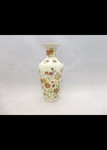 871/2/026 Váza pillangós, 27x12 cm