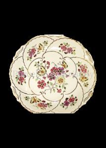 9269/026 Falitál pillangós, 30X3,5 cm
