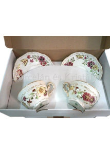 9335/026 Tea duó pillangós