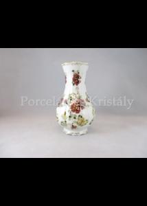 9335/2/026 Váza pillangós, 17,5x10,5 cm