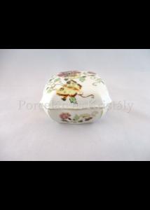 9421/2/026 Bonbonier pillangós, 7x10x10 cm