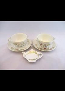 9100/178 Mini-tea szett 5 részes tavasz