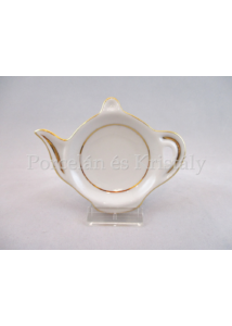 10184/6026 Teafiltertartó tollrajzos, 1,5x11x8,5 cm