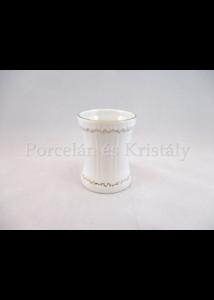 9335/6026 Szalvétatartó tollrajzos, 9,5x7 cm