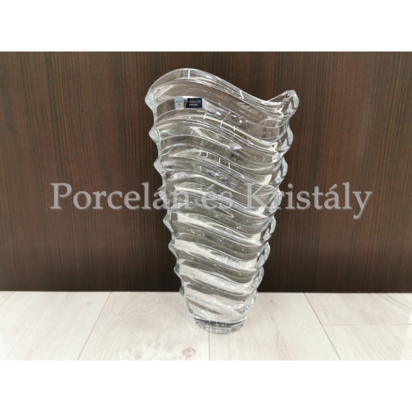 8KG49-0-99U29-340 Wave váza 34x18cm