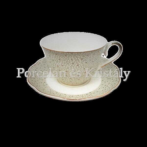 V.B.14856 Cambia Porcelán csésze szett 6 személyes, 12 részes, díszdobozban