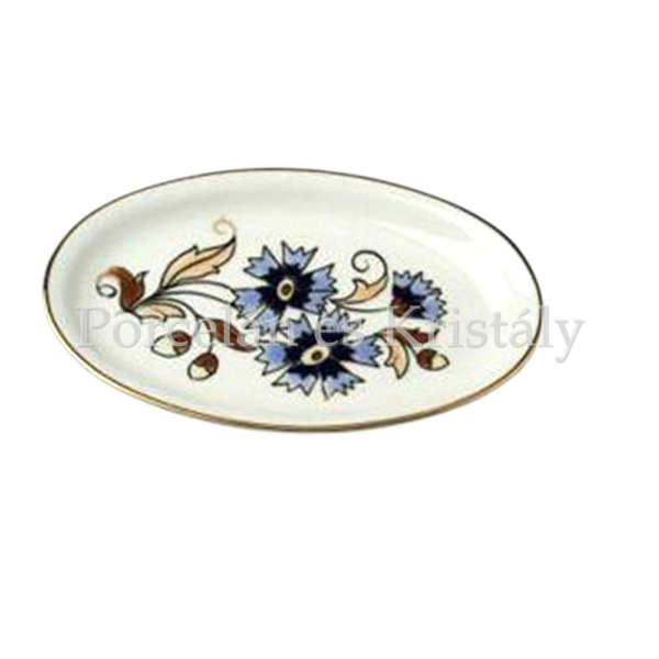 9260/059 Hamutál búzavirágos, 1x11x7 cm