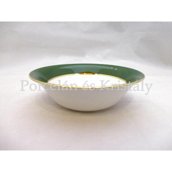 9100/1/3290 Főzelékestál olíva, 25 cm