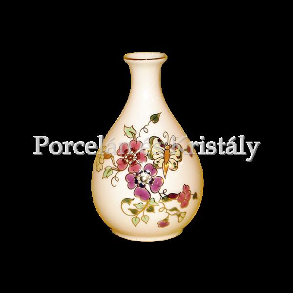10082/0/026 Váza pillangós, 11x7 cm
