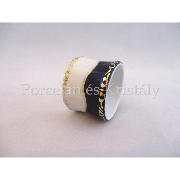 9335/6074 Szalvétagyűrű pompadour III., 4x5 cm