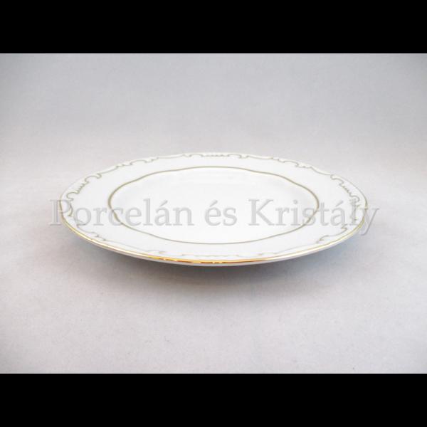 9335/6026 Csemegetányér tollrajzos, 2,2x20,5 cm